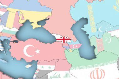 היכן נמצאת בטומי - מפה ודגל